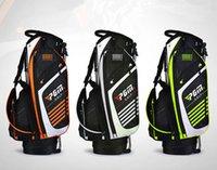 Wholesale Ultralight Edition New PGM golf bag men and women stent gun bag holds clubs jack portable shoulder straps