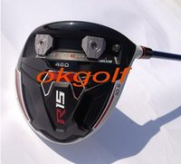 Wholesale 2016 New Golf Driver TM cc R15 driver and degrees with AD BB6 tour stiff graphite shaft golf clubs