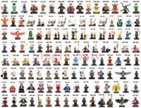 Chenghai batman toys for sale - 1800pcs Minifigure For Individually Single Sale Marvel Super Heroes Avengers Batman Building Blocks Model Bricks Toys