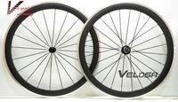 Wholesale road bike carbon Alloy braking surface mm clincher carbon wheels C road bike carbon alloy clincher wheelset
