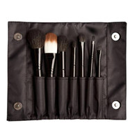 Wholesale black magnetic clasp package makeup brush sets makeup tools