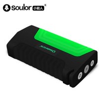 Wholesale Souior14000mAH car emergency starting power supply large capacity multi purpose vehicle start car battery charging treasureX1