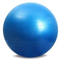 Wholesale cm PVC Exercise Pilates Fitness Ball Gym Yoga Ball for Fitness Training Exercise Balance Ball Gymnastic