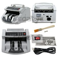 bank counters - UV MG Cash Bank Money Counting Machine gt Min Bill Counter Roller Friction System Counterfeit Detector