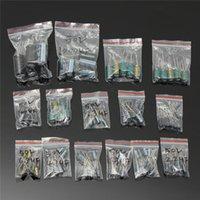Wholesale Cheapest universal Durable value set V Electrolytic Capacitor Assortment Kit Set Emergency Use Good Helper