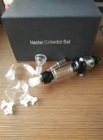 best stock pack - 2016 Best selling product mm colorful Nectar Collector Kit mini glass bong in stock with other glass accessories and good packing
