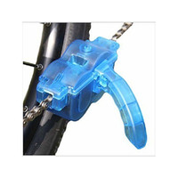 Wholesale Portable Bicycle Chain Cleaner Bike Clean Machine Brushes Scrubber Wash Tool Mountain Cycling Cleaning Kit Outdoor Sports