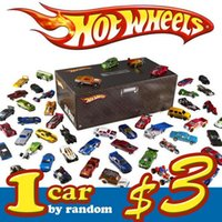 Wholesale car Hot wheels Cars Random hot sale Original race cars scale models mini alloy cars toy for boys hobby collection