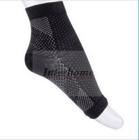 angels cycles - Unisex Foot Angel Anti Fatigue Compression Foot Sleeve Socks Adult Outdoor Sport Foot Sleeve Socks Running Cycle Basketball Socks B550