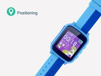 apple lcd monitors - Children Smartwatch Phone Bracelet GPS Location Smart Watch for Kids quot LCD Screen Support Micro Sim Card Remote Monitor Watchphone