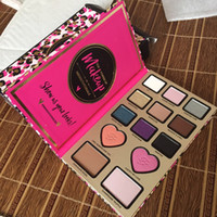 Wholesale The Power of Makeup by Nikkie Tutorials Eyeshadow Face Cosmestic Palette Too Blush Bronzer Highlighter Shadow Palette DHL Free