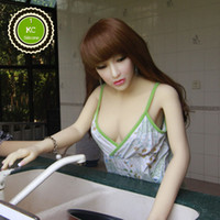 adult sex doll for man - 168cm Sex Adult Doll Lifelike Real Mini Silicone Sex Doll for Men Life Size with Big Breast Oral Vagina Sexy Toys