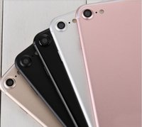 Wholesale Goophone i7 noworking For Display Model Dummy quot Metal plastic Version Phone Color Screen doogee phone