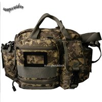 art laptop bag - Oudoor Sports Tactical Pack Rucksack Knapsack Assault Combat Military Camouflage Versipack Tactical Pack Laptop Bag SO11