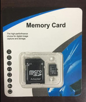 Wholesale 16GB GB Micro SD SDHC TF Memory Card Class w SD Adapter For Smart Phones Tablet