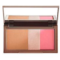 Wholesale free delivery Flushed Blush Palette Colors Makeup Blusher Bronzer Highlighter Blush in Make up Pallete