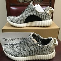 fish and - Come With Box YZY Boost Version Sneakers Running Shoe Men Women Pirate Black Moonrock Gray YEYS Oxford Tan