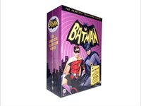 Wholesale 2016 hot Batman complete boxset whole full Set Version Complete series DVD Boxset New free DHL shipping