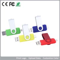 Wholesale Hot sale OTG USB flash drive From GB to GB real full capacity OTG USB stick