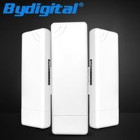 Wholesale 5pcs Mbps high speed M RAM Dbi high gain mw high power N B G USB WIFI repeater g g Wireless bridge