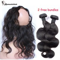 Cheap Virgin Brazilian Hair Best Lace Frontal 22x4x2