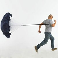 air resistance speed - Speed Drills Training Resistance Running Chute Power Tool Wind Air Resistant Umbrella For Running training Fitness order lt no track