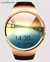 Wholesale 0298 Colors IOS Android Dual Systems Bluetooth Smart Watch Full Screen Support SIM TF Card Smartwatch Phone Heart Rate Monitor