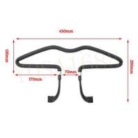 best coat hangers - Best selling Car Auto Seat Headrest Clothes Coat Suit Pattern Driver Passenger Vehicle Hanger