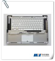 Wholesale Freeshipping Brand NEW Original A1278 Laptop topcase palmrest Mid2012 for MBP pro A1286 UK Version MOQ