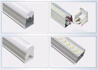 Wholesale 18Watt ft leds LM fluorescent tube light led integrated T5 LED Tube mm