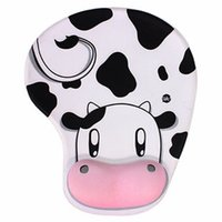 Wholesale Creative cute mouse pad wrist pad memory game silicone Satisfy prevention mouse hand