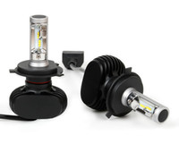 Wholesale New LM W high power no fun H1 H4 H7 led headlight kits with SOUL lamps for V V car bulbs