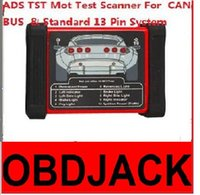 ad test tool - Original ADS TST Mot Testing Scanner For CAN BUS and Standard Pin System Motorcycle Diagnostic Tool Scanner