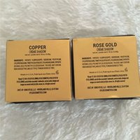 Wholesale Kylie Birthday Edition Creme Shadow Rose Gold Copper Eye Shadow Kylie Jenner Makeup Eyebrow Kylie Creme Ombre Cosmetic
