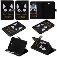 auto card design - Auto sleep style For Samsung T110 inch case Book style PU Leather Protective Skin Cover With Card Holder Tablet Accessories
