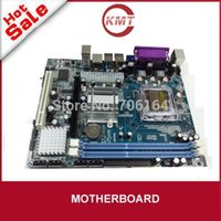 Wholesale Brand new Desktop Motherboard G41 LGA Socket support MHz FSB computer motherboard