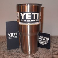 12 oz bottles - YETI RAMBLER COLSTER COOLER OZ TUMBLER Bottle Lid Silver Coolers Stainless Steel Cup Can Coffee Mug for Vehicle Beer OZ