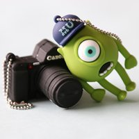 Wholesale 16G large capacity high speed USB cute cartoon creative surrounding Mini U