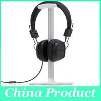 Wholesale High quality Universal Headphone Stand Display Headset Hanger Earphone Holder Acrylic Base for AKG Sony Monster