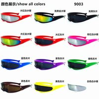 Wholesale X men and women outdoor sports sunglasses tail sand mountain bike riding car equipped with glasses