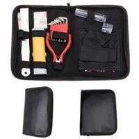 Wholesale Professional Guitar Care Tool Repair Maintenance Tech Kit Full Set
