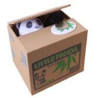 Wholesale Stealing coin cat itazura cartoon greed cat electric piggy coin box cute Pig Dog Panda Monkey Mouse Cat stealing piggy coin bank saving