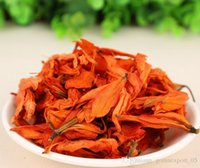 best chinese tea - Chinese Herb Lilium flower tea As Health Tea organic Tea Anti Fatigue Best Quality help sleep