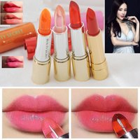 beauty eating - makeup new brand lipstick Beauty Secret lipstick jelly eaten lipstick safety lasting moisture lip
