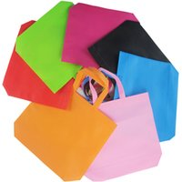 Wholesale hot selling non woven shopping bag promotional gift bag customized bag with logo shoe bags packing bags
