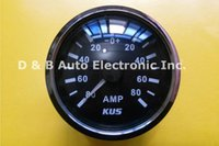 Wholesale 1pc KUS GPS Ammeter Ampere Gauges A For Boat Automobile With Current Sensors