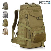 Wholesale L Large Capacity soprt Backpack Tactical Military Shoulder Bags Mountaineering Hiking Outdoor travel backpack camouflage