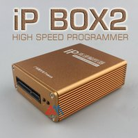 apple ipad software - Original Newest Update hot Ip high speed programmer box IP box2 for Iphone Ipad software box with adapter and cables Coupon