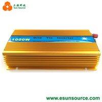 Wholesale Quality KW W MPPT Grid Tie Micro Solar Inverter Pure Sine Wave for W V Solar Panels DC10 V V to AC180V V