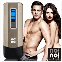 Cheap 2016 NONO Pro 5 No No hair pro5 Epilator Professional Hair Removal Device For Face And Body free shipping